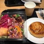 カフェ ノリータ アップルパイと選べるデリセット