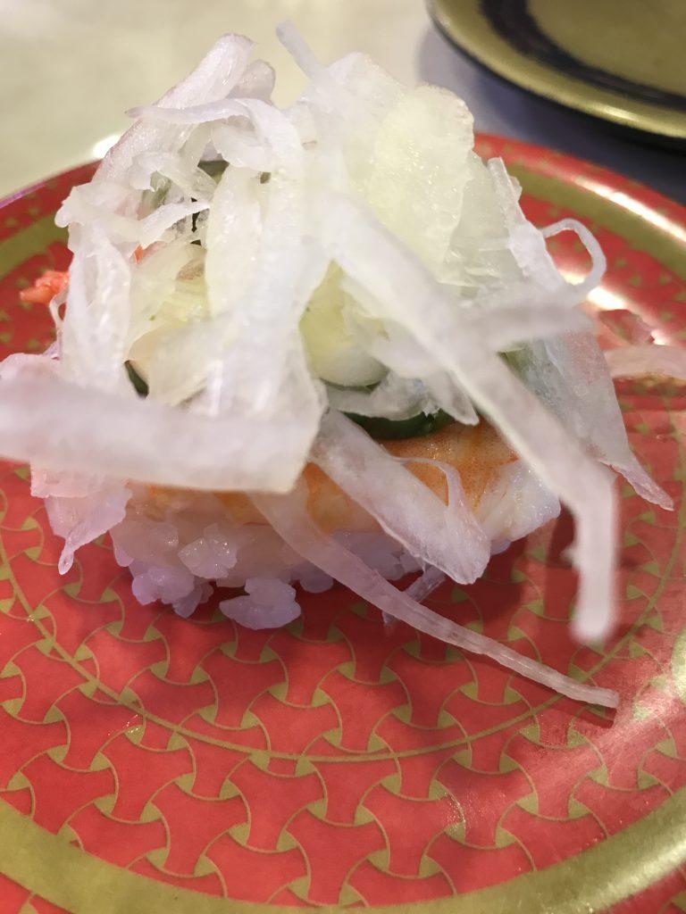 はま寿司えびアボガド