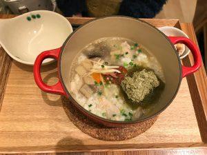 茶鍋梅干鍋