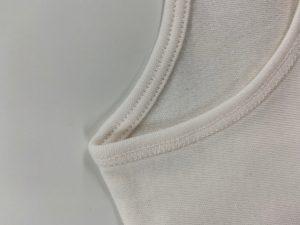 綿100%ホットコット縫い目UP